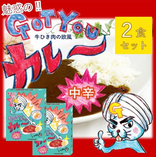 FM COCOLO 765 魅惑の Got You Osakaカレー 200g 2食入